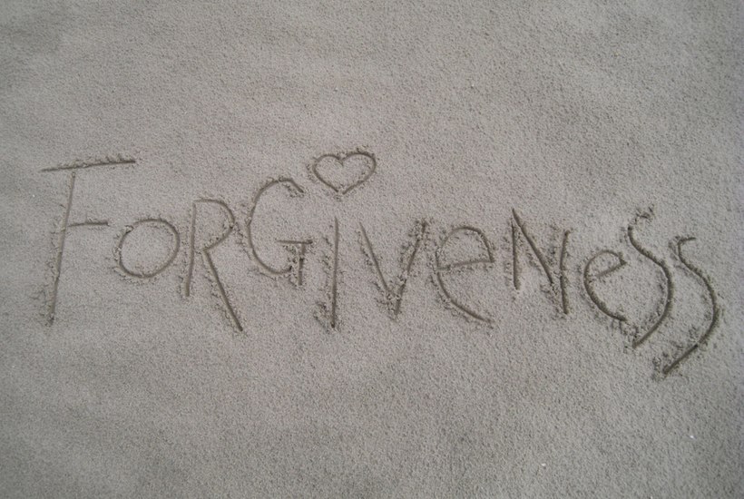 Finding & Practicing Forgiveness