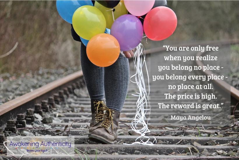 On Birthdays & Belonging